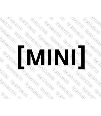 Mini in brackets