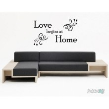 Lipdukas - Love begins at home