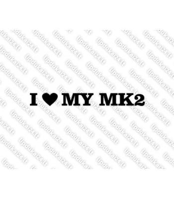 I love my MK2