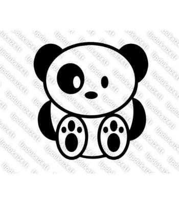 Winking Panda