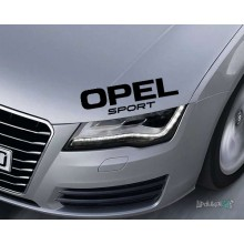 Lipdukas - Opel sport