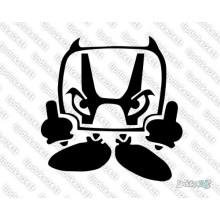 Lipdukas - Honda Devil