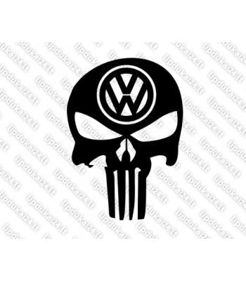 VW skull