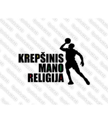 Krepšinis mano religija 3 SP