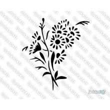 Lipdukas - Gėlė 3