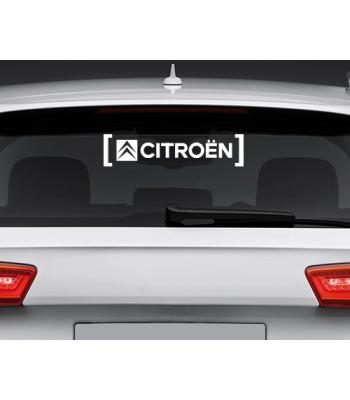 Citroen in brackets