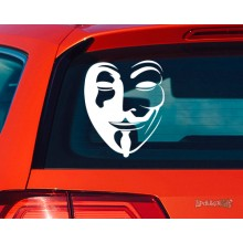 Lipdukas - Vendetta kaukė
