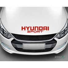 Lipdukas - Hyundai sport