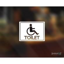 Lipdukas - WC toilet neįgaliųjų 2