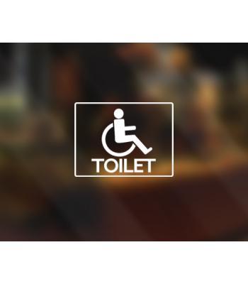WC toilet neįgaliųjų