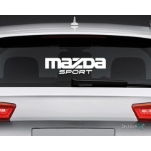 Lipdukas - Mazda sport