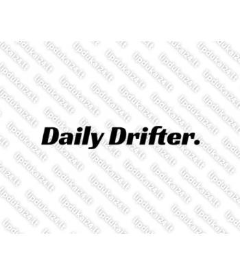 Daily drifter