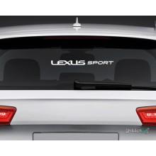 Lipdukas - Lexus sport Nr. 2