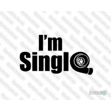 Lipdukas - I am single