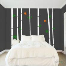 Lipdukas - Aukšti bambukai