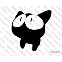 Lipdukas - Katinas
