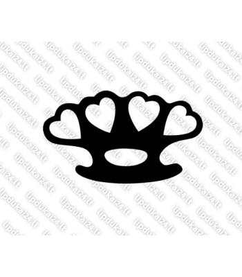 Knuckle Duster Hearts