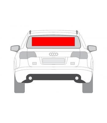 Lipdukas automobiliui nr. 1 (galiniam langui)