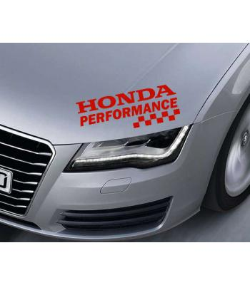 Honda performance