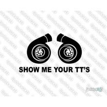Lipdukas - Show me Your TTs