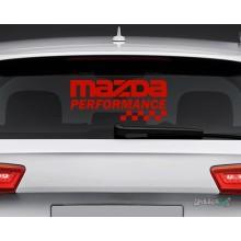Lipdukas - Mazda performance