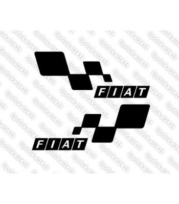 Fiat racing 2 vnt.