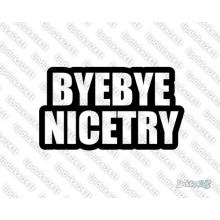 Lipdukas - Bye Bye Nice Try