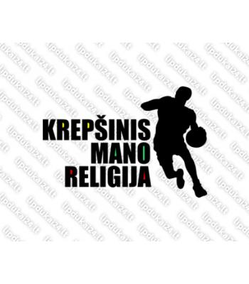 Krepšinis mano religija 2 sp