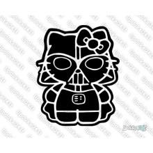 Lipdukas - Hello Kitty Star Wars