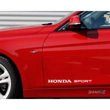 Lipdukas - Honda sport Nr. 2
