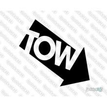 Lipdukas - Tow Arrow