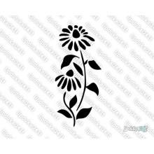 Lipdukas - Gėlė 16