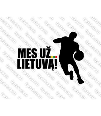 Mes už Lietuvą sp