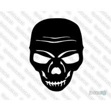 Lipdukas - Skull