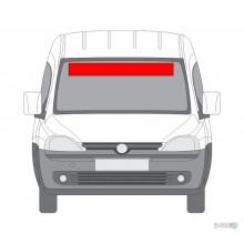 Lipdukas - Lipdukas automobiliui nr. 2 (priekiui)