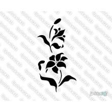 Lipdukas - Gėlė 27