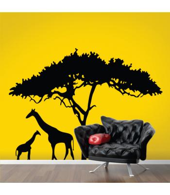 Safario žirafos