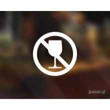 Lipdukas - Draudžiamas alkoholis