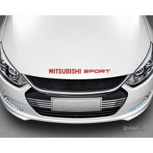 Lipdukas - Mitsubishi sport Nr. 2