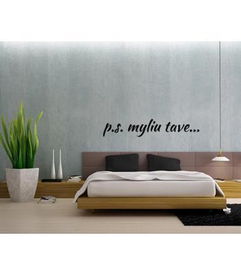 P.S. myliu tave 2
