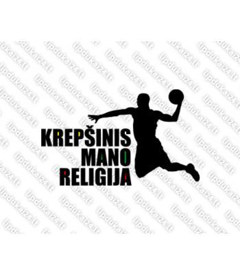 Krepšinis mano religija sp