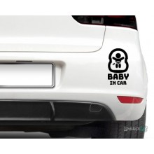 Lipdukas - Baby in Car 3