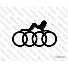 Lipdukas - Sexy Audi 2