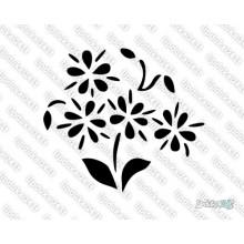 Lipdukas - Gėlė 14