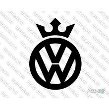 Lipdukas - King VW