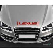 Lipdukas - Lexus in brackets