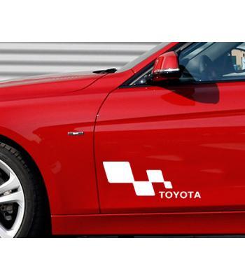 Toyota racing 1 vnt.