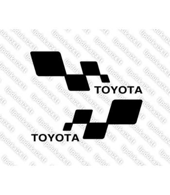 Toyota racing 2 vnt.