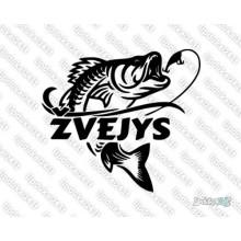 Lipdukas - Zvejys