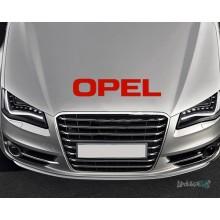 Lipdukas - Opel